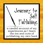 Journey to Self-Publishing Banner